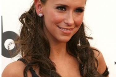 Brad Keselowski's girlfriend Jenifer Love Hewitt