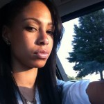 Chamique Holdsclaw's girlfriend Jennifer Lacy