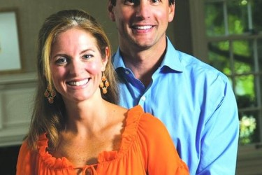 Derek Dooley's wife Allison Jeffers