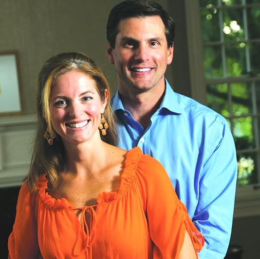 Derek Dooley's wife Dr. Allison Jeffers