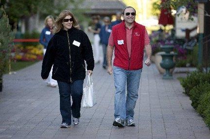 Gary Bettman's wife Shelli Bettman