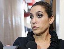 Hector Camacho's girlfriend Gloria Fernandez