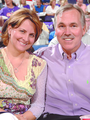 Mike D'Antoni's wife Laurel D'Antoni @ noregard.net
