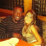 Patrick Willis' girlfriend Shenae Saifi