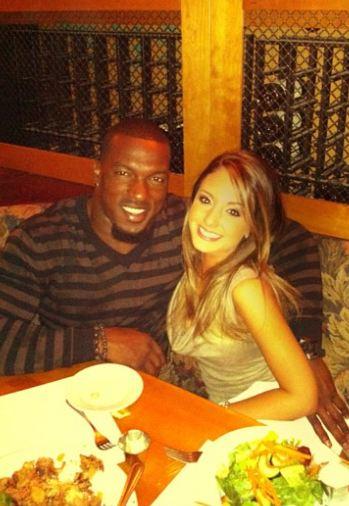 Patrick Willis' girlfriend Shenae Saifi