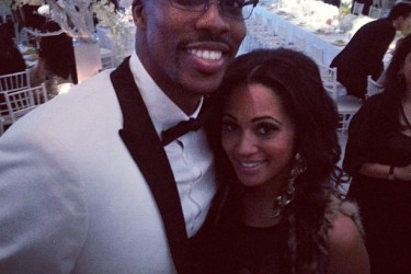 Dwight Howard's girlfriend Camilla Poindexter