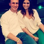 Johnny Manziel's girlfriend Sarah Savage