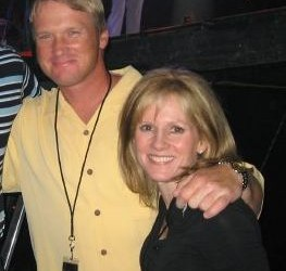 Jon Gruden's wife Cindy Gruden @ billythephonefreak.com