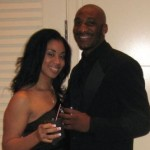 Aqib Talib's girlfriend Gypsy Benitez -Facebook