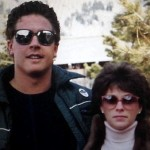Dan Marino and wife Claire Marino