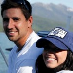 Mataya Gissel and Dennis Pitta