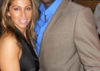 Jerry Rice's girlfriend Latisha Pelayo