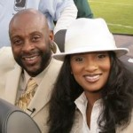 Jerry Rice's wife Jacqueline Rice