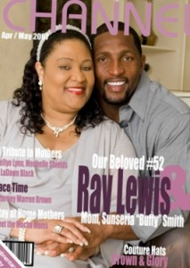 Ray Lewis' Girlfriend, Mother and Children