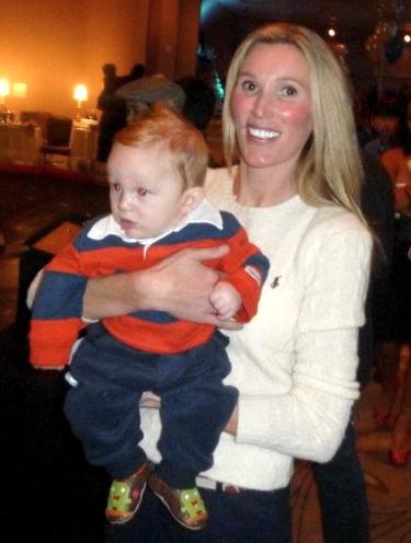 Justin Smith's wife Kerri Smith