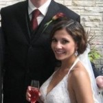 Matt Bonner's wife Nadia Bonner @ fanshots.com
