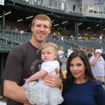 Matt Bonner's wife Nadia Bonner @ fuckyeahthespurs.com