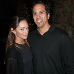 Erik Spoelstra's girlfriend Nikki Sapp