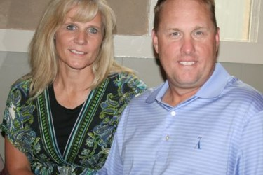 Hugh Freeze's wife Jill Freeze