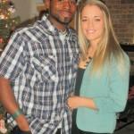 Jackie Bradley Jr's girlfriend Erin Helring