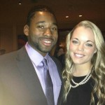 Jackie Bradley Jr's girlfriend Erin Helring