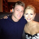 Josh Rutledge's girlfriend Laura McKeeman