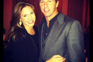 Mike Modano's girlfriend Allison Micheletti