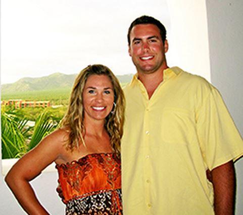 Paul Goldschmidt's wife Amy Goldschmidt