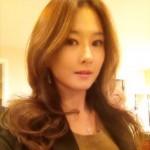 Shin Soo Choo's wife WonMi Mia Choo
