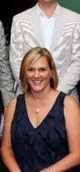 Zach Johnson's wife Kim Johnson
