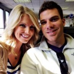 Chris Davis' wife Jill Davis