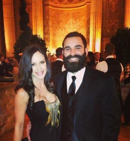 Danny Espinosa's girlfriend Sarah Mosher