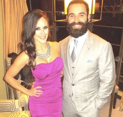 Danny Espinosa's girlfriend Sarah Mosher