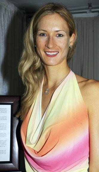 Jason Collins fiancee (ex) Carolyn Moos
