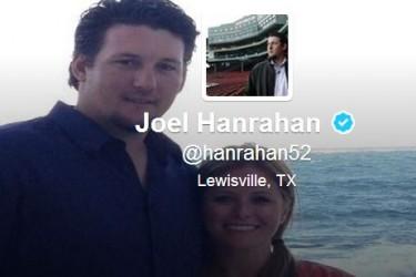 Joel Hanrahan's wife Kim Hanrahan  @Hanrahan52