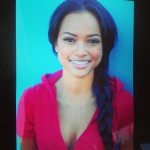 John Wall's girlfriend Karrueche Tran