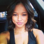 John Wall's girlfriend Karrueche