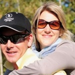 Henrik Stenson's wife Emma Lofgren @ golfchannel.com