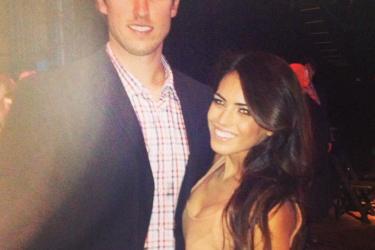 Jonathan Pettibone's girlfriend Kacie McDonnell - Twitter