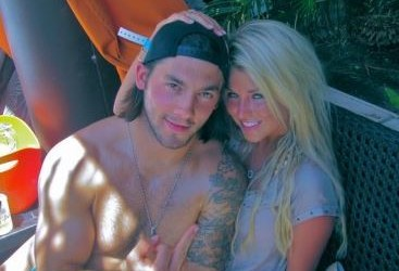 Kris Letang's girlfriend Catherine Laflamme - Twitter