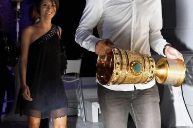 Manuel Neuer's girlfriend Kathrin Glich @ die-fabelhaften.tumblr.com