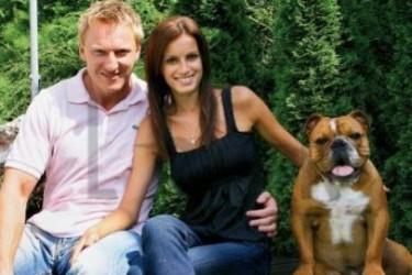 Marian Hossa's wife Jana Hossa @ BarstoolSports.com - FMG.sk