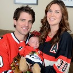 Patrick Sharp's wife Abby Sharp @ ChicagoParent.com
