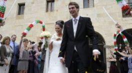 Tiago Splitter's wife Amaia Splitter @ baskonia.elcorreo.com
