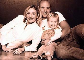 Tomas Vokoun's wife Dagmar Vokoun @ vokoun.hokej.idnes.cz