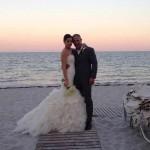 Tony Kanaan's wife Lauren Kanaan - Twitter @sebsaavedra