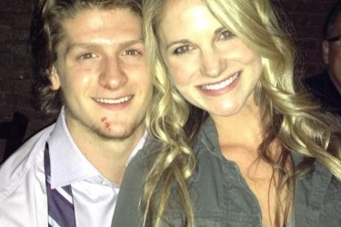 Torey Krug's fiancee Melanie Flood - Facebook