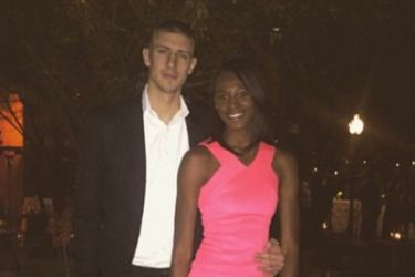 Alex Len's girlfriend Essence Townsend-Instagram