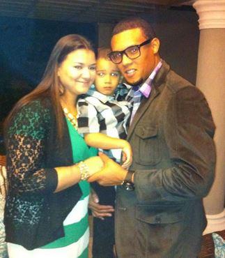 Carlos Gomez's wife Gerandy Gomez - Twitter
