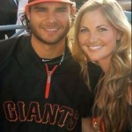 Gerrit Cole's girlfriend Amy Crawford - Twitter